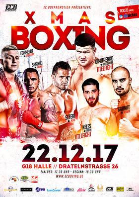 Bild: ECB Presents - Xmas Boxing
