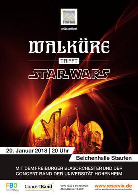 Bild: Walküre trifft Star Wars - FBO meets CBH