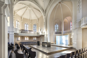 Bild: Benefizkonzert für die renovierten Christuskirche Freiburg - Mit dem John-Sheppard-Ensemble Freiburg und Freiburger Kammerchor