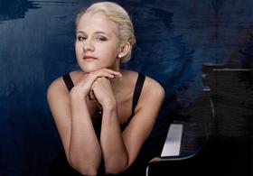 Bild: Klavierkonzert Romantik pur - Werke von Beethoven, Liszt, Chopin - Aleksandra Mikulska