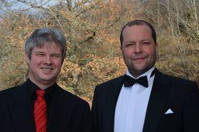 Bild: Liederabend mit Andreas Kramer und Martin Kalmbach