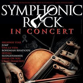 Bild: Symphonic Rock in Concert - feat. Neue Philharmonie Frankfurt, Rockband & Solisten
