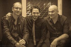 Bild: Benny Lackner Trio - Benny Lackner (piano) Paul Kleber (bass) Matthieu Chazarenc (drums)