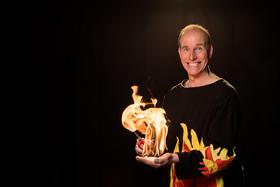 Magic Andys Feuer-Show - Interaktive Experimentalshow rund um´s Feuer! Von 8-88 Jahre