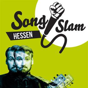 Bild: Song Slam Gießen - Moderation: Nikita Gorbunov