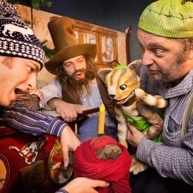 Bild: Pettersson kriegt Weihnachtsbesuch - Theater für Kinder