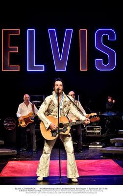 Bild: ELVIS, Comeback!