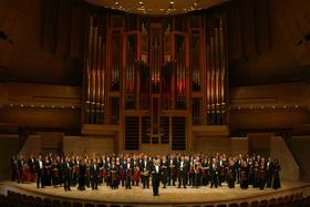 Bild: Russische Nationalphilharmonie - Solist: Sergey Dogadin