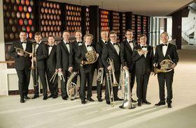 Bild: German Brass - AROUND THE WORLD