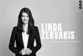 Linda Zervakis - Königin der bunten Tüte