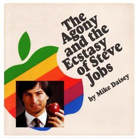 Bild: The Agony and the Ecstasy of Steve Jobs - Premiere