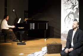 Bild: Winterreise Staged - Johannes Held und Daniel Beskow