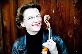 Bild: Antje Weithaas | 1. Preisträgerin JJV 1991