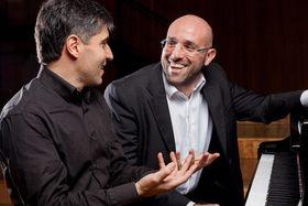 Bild: Meisterhaftes für vier Hände - mit Sergio Marchegiani und Marco Schiavo