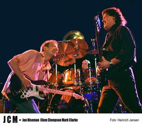 Bild: JCM feat. Jon Hiseman, Clem Clempson & Mark Clarke - Heroes Tour