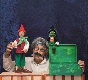 Bild: Kindertheater im Mauerwerk - PINOCCHIO