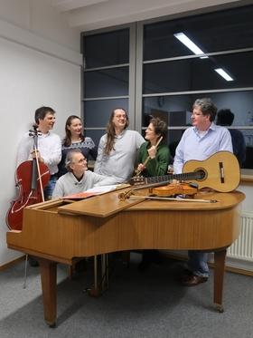"""¡Sonoridades! – """"Wohlklänge"""" - Musik von Guido Santórsola"""