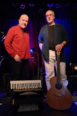 Leuchter Melrose Duo - World Akkordeon meets Fingerstyle Guitar