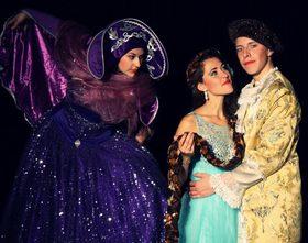 Bild: Rapunzel - Märchentheater für die ganze Familie (ab 4 Jahren) - Premiere