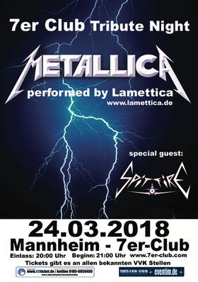Bild: Lamettica - Metallica Tribute