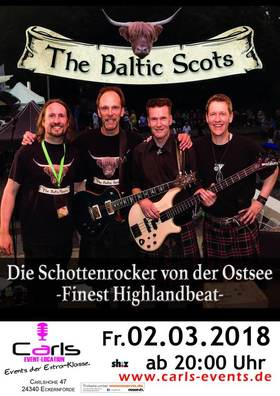 Bild: The Baltic Scots - Finest Highlandbeat