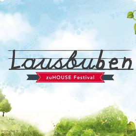 Bild: Lausbuben zuHouse Festival