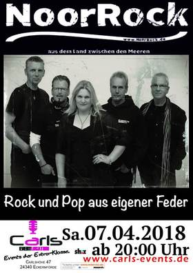 Bild: NoorRock Live - Rocksongs & Balladen