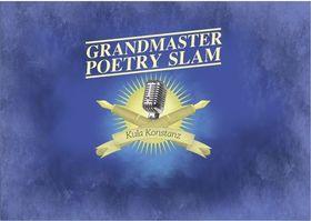 Bild: Grandmaster Poetry Slam