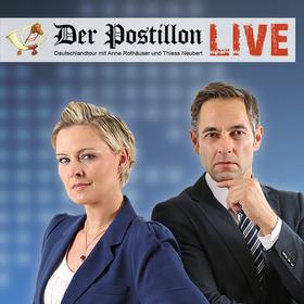Der Postillon LIVE - Deutschlandtour