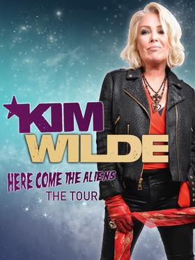 Kim Wilde - Here Come The Aliens Tour 2018