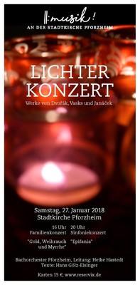 Bild: Lichterkonzerte - Sinfoniekonzert