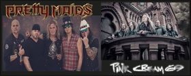 Bild: Pretty Maids & Pink Cream 69 - Kingmaker Tour