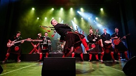 Bild: Red Hot Chilli Pipers - Anniversary Tour 2018