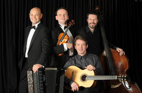 Bild: Kibardin-Quartett