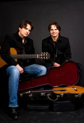 Bild: Katona Twins, Gitarrenduo