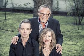 Bild: Konstantin Wecker - Trio mit Cello und Klavier