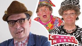 Bild: Begge Peder, Volker Heissmann und Martin Rassau - Comedy Nights Bingen