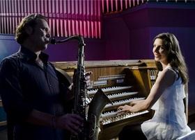 Bild: Saxophon & Orgel - Tangos, Arabesken, Ballade, Improvisationen