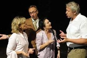 Die Stumme - frei nach dem Roman von Chardortt Djavann - Theatercompagnie Die Tagträumer