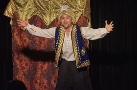 Bild: Aladdin & die Wunderlampe - Mitspieltheater - Ein Theaterereignis für die ganze Familie!