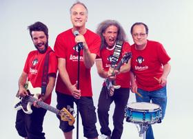 Bild: Andi und die Affenbande: Rockmusik für Kinder