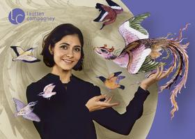 Bild: Die Konferenz der Vögel
