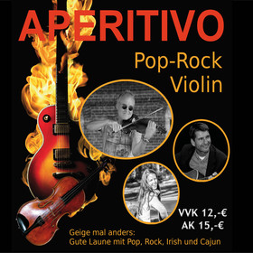 Bild: Aperitivo - Geige mal anders....