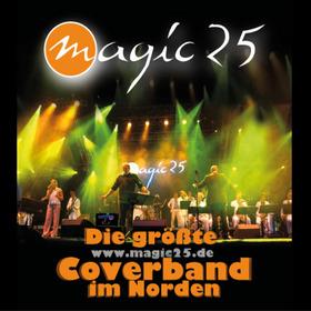 Bild: Magie25 - Live im Carls - Die Größte Coverband im Norden