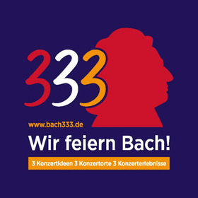 Bild: Bach333Card - Wir feiern Bach!