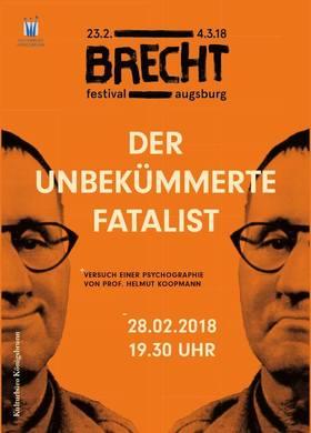 Bild: Brecht - der unbekümmerte Fatalist