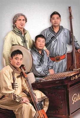 Bild: Mongolian meets Oriental CD Release Tour 2018