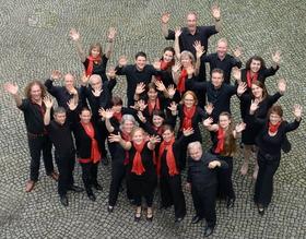 Bild: The Gospel Passengers in Concert