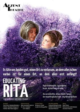 Bild: Educating Rita - Akzent Theater