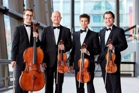 Bild: Juleum Konzert - Gewandhaus-Quartett    Franz Schubert